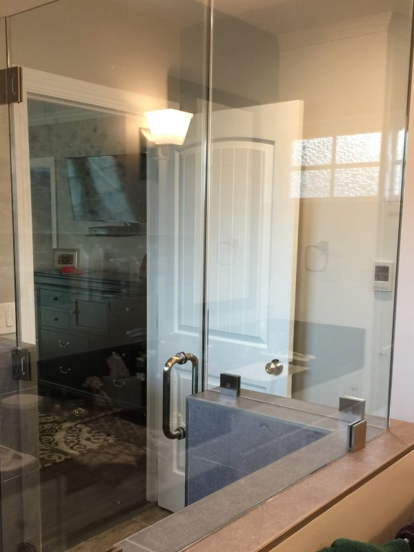 Glass shower Lakewood